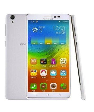 Photo - Lenovo Note 8 A936 8GB White, Dual Sim, 6.0 inch, 2GB RAM,Unlocked International Model, No Warranty