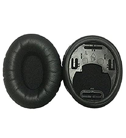 f7ee8b66c7f Amazon.com: Nature Replacement Ear Pads Pad Cushion for JVC HA-NC250 HA-NC260  Noise Cancelling Headphones: Home Audio & Theater