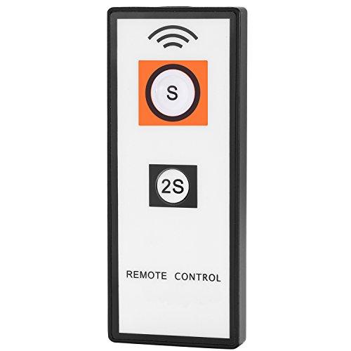 Neewer IR Wireless Shutter Release Remote Control for Sony Alpha Series A65, A77, A230, A330, A450, A500, A550, A560, A7000, A900, DSLR Cameras and NEX-7, NEX-5C, NEX-5N Compact Cameras