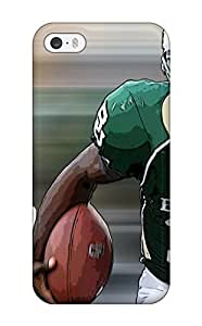 High Impact Dirt/shock Proof For HTC One M7 Phone Case Cover (robert Griffin Iii)(3D PC Soft Case)