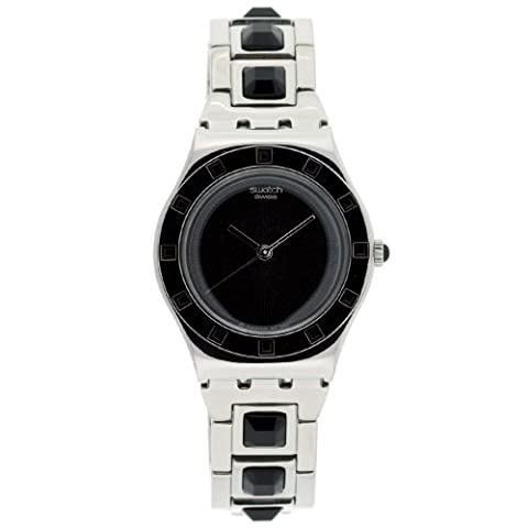 Swatch Men's YLS155G Nuit Sauvage Watch (Sport Swatch Men)