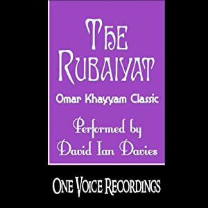 The Rubaiyat Audiobook