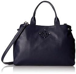 Armani Jeans Soft Matte Leather Shoulder Bag