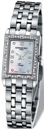 Raymond Weil Tango Mini Ladies Watch # 5971-STS-00995