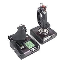 Mad Catz Saitek X52 Pro Flight System Controller (PS34)