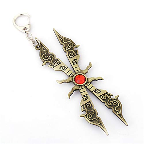 Value-Smart-Toys - 12.5cm online Game Game LOL Irelia Key ...