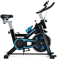 Exercise Bike Stationary Cycling Bike Indoor Cardio Training Bike
