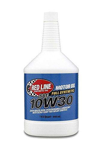 Red Line 11304 10W30 Motor Oil, 1 Quart, 1 Pack by Red Line Oil