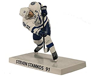 Premium Sports Artifacts Steven Stamkos - NHL Tampa Bay Lightning Collectible Figure, 6''