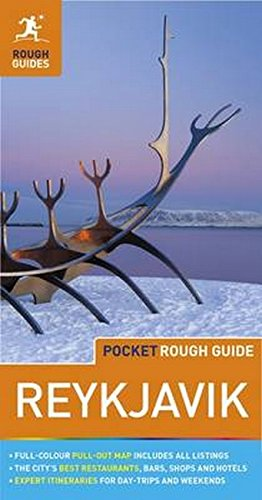 Pocket Rough Guide Reykjavik (Pocket Rough Guides)