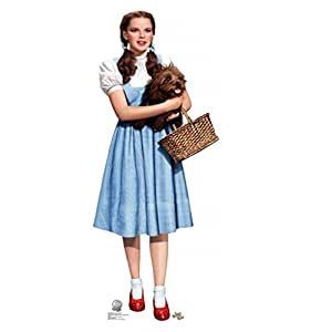 Dorothy Holding Toto - The Wizard of Oz 75th Anniversary (1939) - Advanced Graphics Life Size Cardboard Standup