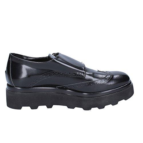 Donna Nero GATIER EU 37 Pelle REPO PHIL Classiche Oxford Shoe aXXW0Z