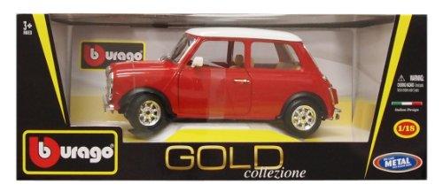 1/18 ミニクーパー 1969 レッド 「Gold Collezione Series」 B18-12036R