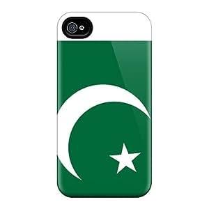 [aGlhscL358Mcmrz]premium Phone Case For Iphone 4/4s/ Pakistan Tpu Case Cover