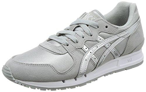 Asics Gel Donna Grigio Sneaker movimentum mid Grey silver rBq6r1wZ