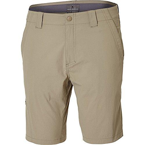 Royal Robbins Men's Everyday Traveler Shorts, Size 40, Khaki (Royal Shorts Robbins Khaki)