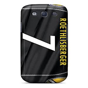 Melodycc Galaxy S3 Hybrid Tpu Case Cover Silicon Bumper Pittsburgh Steelers