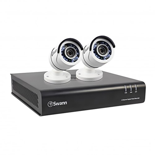 Swann 1080P Digital Video Recorder with 2 Pro-T855 Camera...