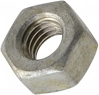 4 A194 Grade 7 Tapped Oversize Pack Size M16 Galvanised Heavy Hexagon Nut