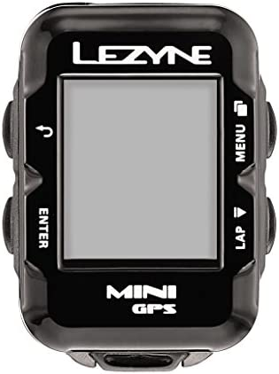 LEZYNE Mini GPS Cycling Computer w Mount