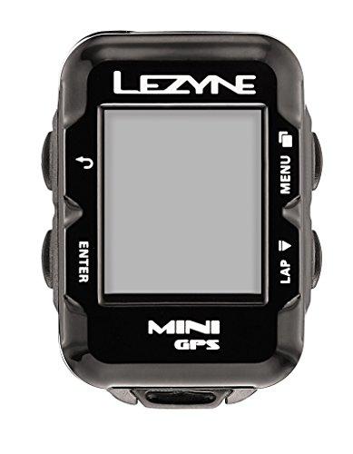 Lezyne Mini GPS, Black, One Size by Lezyne