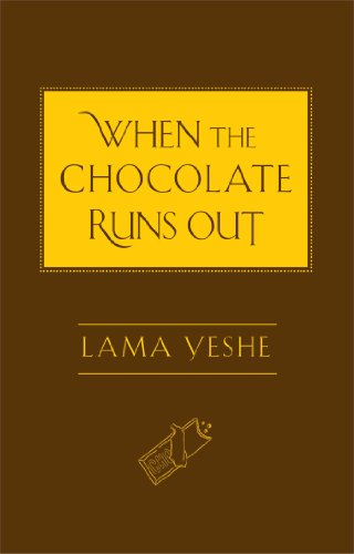 When the Chocolate Runs Out Spiritual Chocolate