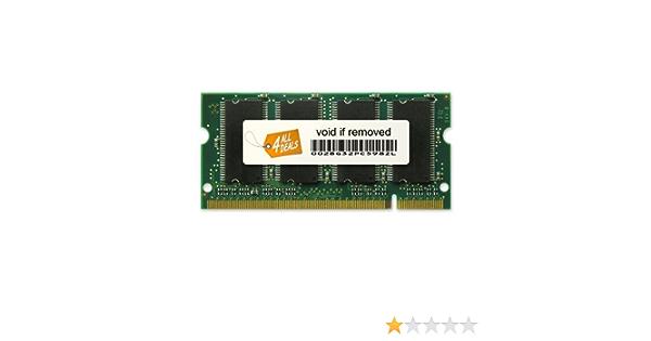 4AllDeals 2GB Kit 2x1GB DDR-333MHz 200-pin SODIMM Memory RAM Upgrade for Toshiba Satelite M35X