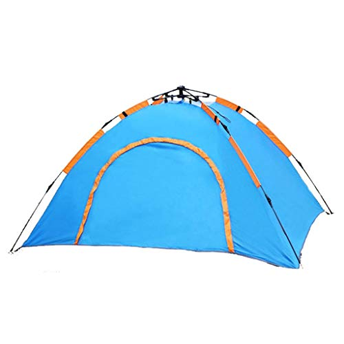 (Adventures Camping Tent Fits for 2 Adults Suitable for Hiking, Picnic etc (Color :)