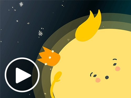 Another year around the sun animated link image