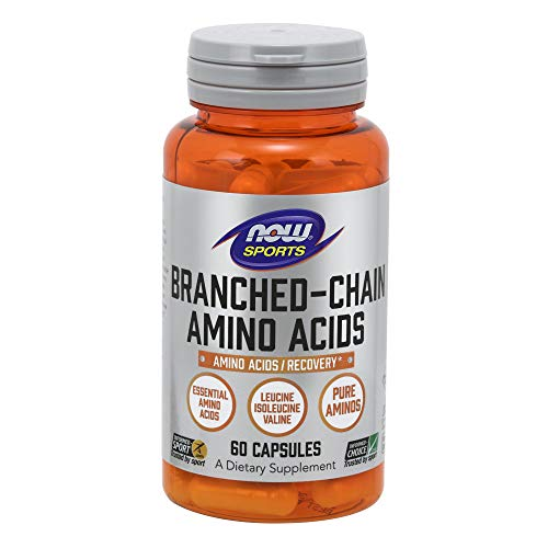 Branched Chain Amino Acids 60 Capsules