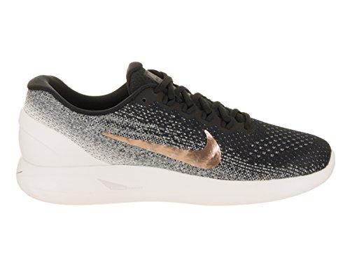 White Lunarglide black Compétition Red Running summit mtlc X Chaussures De Nike plore Homme 9 Bronze Noir v4dwvZ
