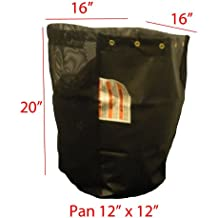 MTD Rear Rider (Twin) replacement grass bag. Bag ONLY