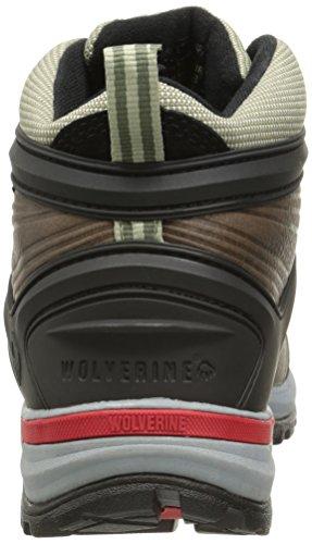 Wolverine Mens W20250 Impact Boot Grigio