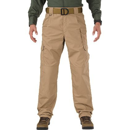 5.11 Men's Taclite Pro Tactical Pants, Style 74273, Black, ()