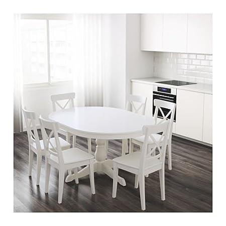 Elisa8 ExtensibleBlancCuisineamp; Maison Ingatorp Table Elisa8 Ingatorp wiukTlOXZP