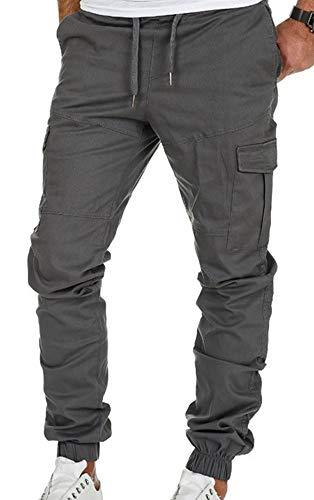 Da Casual Pantaloni Funzionali Uomo pocket 5all Traspirante Tendenza Impermeabile Lavaggio Selvaggia Trekking Multi Outdoor FwzxR