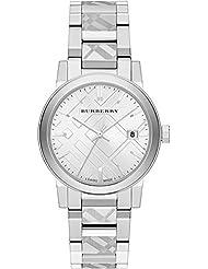 Burberry Unisex Swiss Stainless Steel Bracelet Watch 38mm BU9037