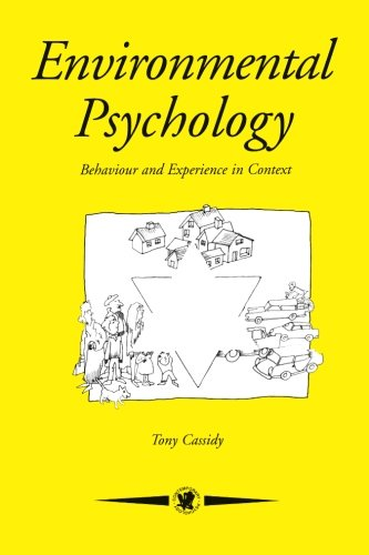 Environmental Psychology: Behaviour and Experience in Context (Contemporary Psychology Series)