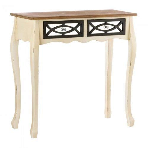 Stupendous Amazon Com Rustic Country Style Charming Chic Console Table Gmtry Best Dining Table And Chair Ideas Images Gmtryco