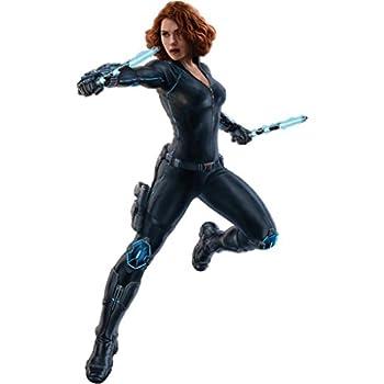 Amazon Com Black Widow The Avengers Decal Wall Sticker Home