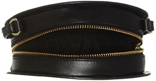 Royal RepubliQ Galax Round Evening Bag - Shoppers y bolsos de hombro Mujer Negro (Black)