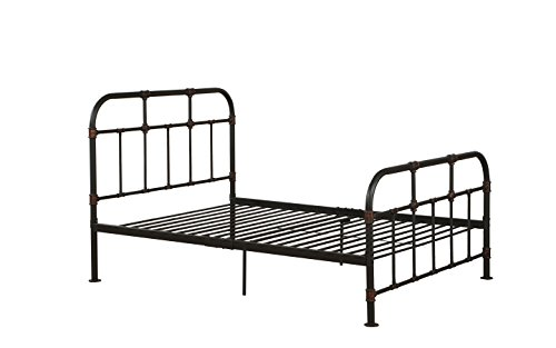 Acme Furniture 30735F Nicipolis Sandy Gray Bed, Full