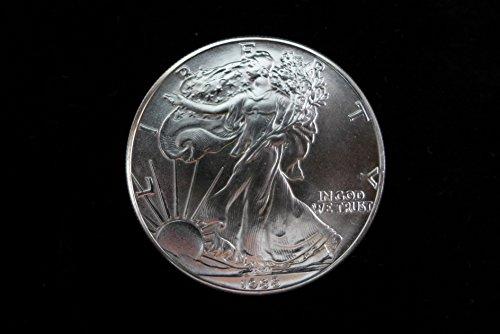 1988 American Eagle 1 oz. Silver Dollar Brilliant Uncirculated