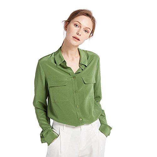 LILYSILK Womens Blouse Sleeve Ladies product image