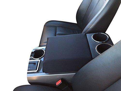 LINCOLN MARK LT 2005-2009 TRUCK Auto Center Armrest Neoprene Covers Center console Neoprene Waterproof - Black