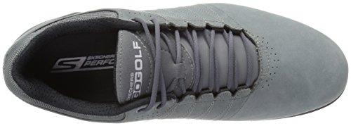 Skechers, Chaussures De Golf Pour Homme, Gris (anthracite / Noir), 46 D (m) Eu