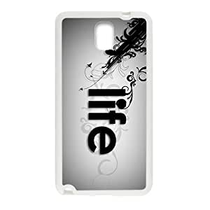Artistic aesthetic life fashion phone case for samsung galaxy note3
