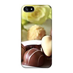 For DrunkLove Iphone Protective Case, High Quality For Iphone 5/5s Chocolate Roses Skin Case Cover