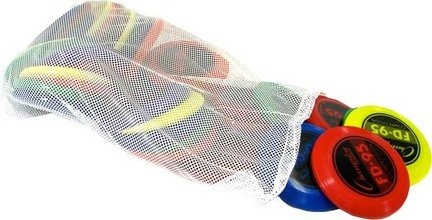 Olympia Sports Flying Disc Value Pack - Set of 24