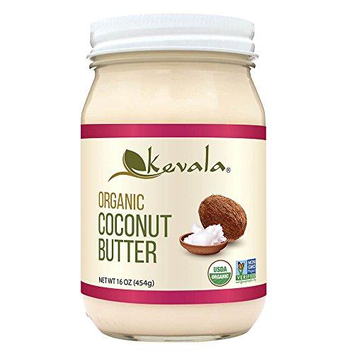 Kevala Organic Coconut Butter 16
